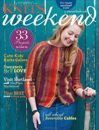 Interweave Knits Weekend digital cover