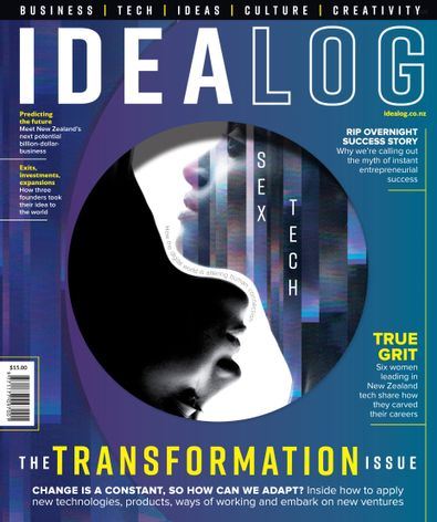 Idealog digital cover