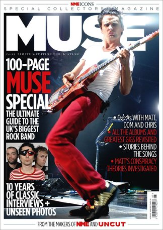 NME Icons: Muse digital subscription