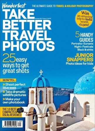 Take Better Travel Photos digital cover