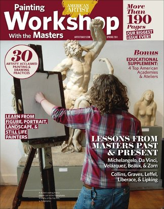 Painting Workshop with the Masters digital cover