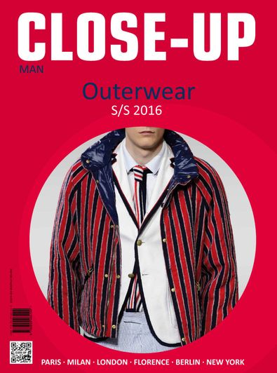 Close-Up Men Outer Wear digital cover