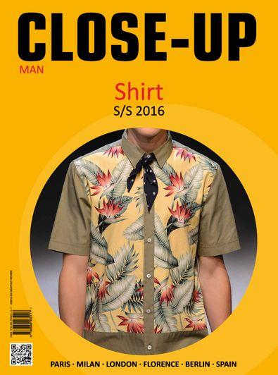 Close-Up Men Shirts digital cover