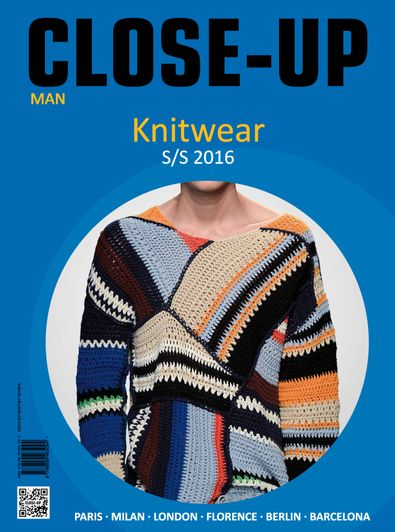 Close-up Men Knitwear digital cover
