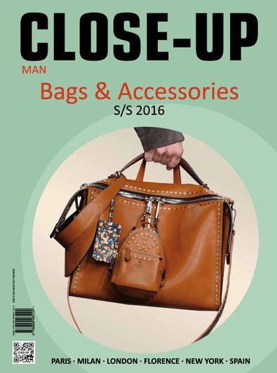 Close-Up Men Bags & Accessories digital cover