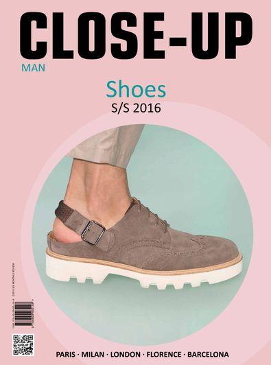 Close-Up Men Shoes digital cover