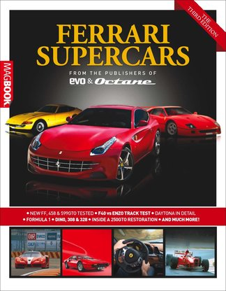 Ferrari Supercars The Third Edition  digital subscription