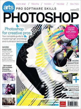 Computer Arts Pro Software Guide: Photoshop digital cover