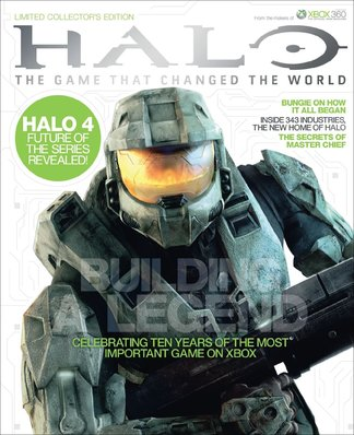 Official Xbox Magazine - UK Edition Presents: Halo digital cover