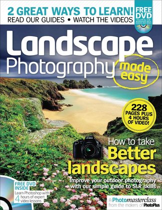 Landscape Photography Made Easy digital cover