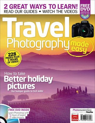 Travel Photography Made Easy digital cover