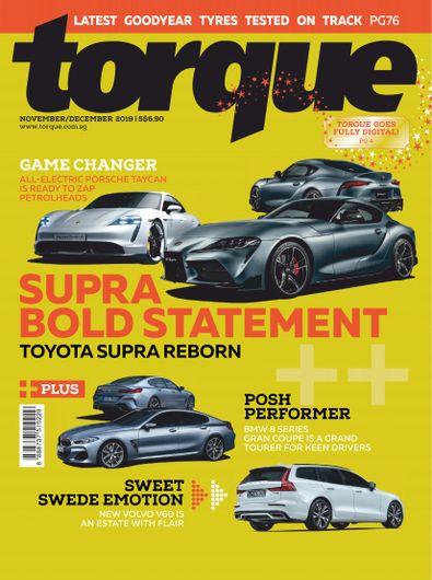 Torque digital cover