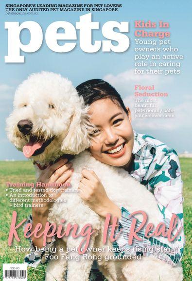 Pets Magazine digital cover
