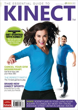 Official Xbox Magazine - UK Edition Presents: Kine digital cover
