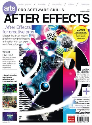 Computer Arts Pro Software Guide: After Effects digital cover