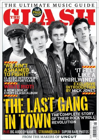 Uncut Ultimate Music Guide: The Clash digital cover