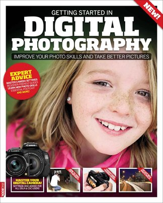 Getting Started in DSLR Photography 3 digital subscription