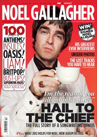 NME Icons: Noel Gallagher digital cover