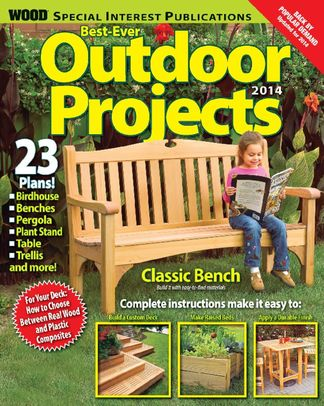 Outdoor Projects digital cover