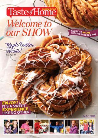 Taste of Home Cooking School digital cover