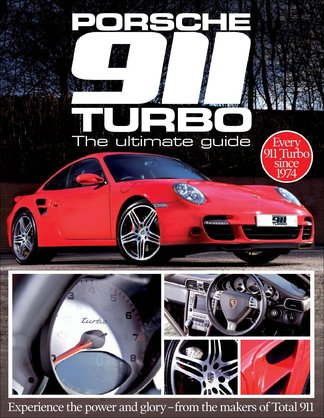 Porsche 911 Turbo: The Ultimate Guide digital cover