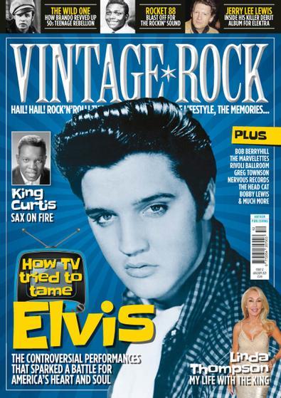 Vintage Rock digital cover