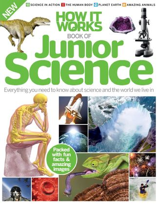 How it Works Book of Junior Science digital cover