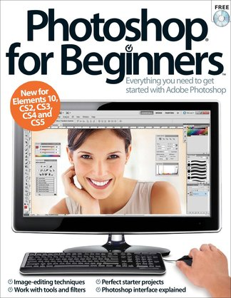 Photoshop for Beginners Revised Edition digital cover