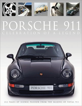 Porsche 911: Celebration of a Legend digital cover