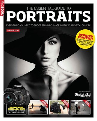 Essential Guide to Portraits 3 digital cover