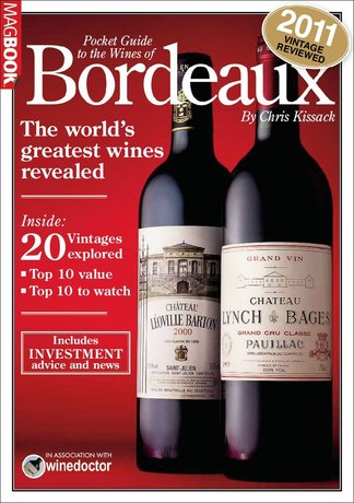 Pocket Guide to the wines of Bordeaux digital cover