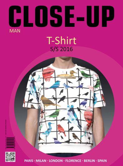 CLOSE-UP Men T-Shirt digital cover