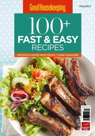 Good Housekeeping Fast & Easy digital cover