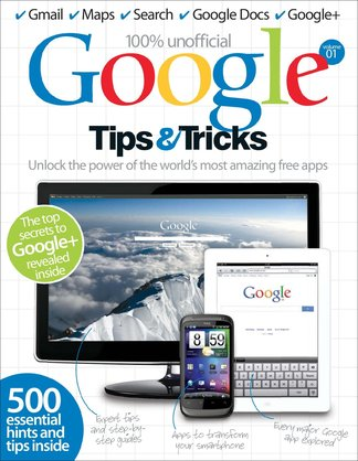 Google Tips & Tricks Vol 1 digital cover