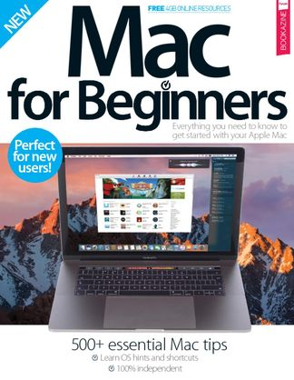 Mac For Beginners digital cover