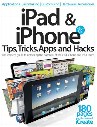 iPad & iPhone Tips, Tricks, Apps & Hacks Vol 2 digital cover