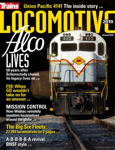 Locomotive digital cover