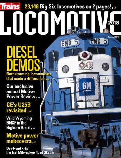 Locomotive digital cover