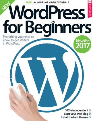 Wordpress For Beginners digital cover