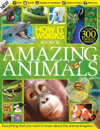 How It Works Book of Amazing Animals digital subscription