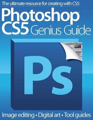 Photoshop CS5 Genius Guide digital cover