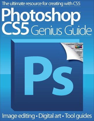 Photoshop CS5 Genius Guide digital cover