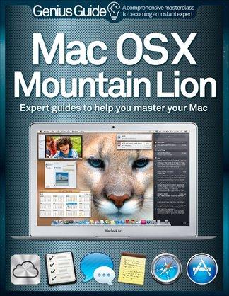 Mac OSX Mountain Lion Genius Guide Vol 1 digital cover