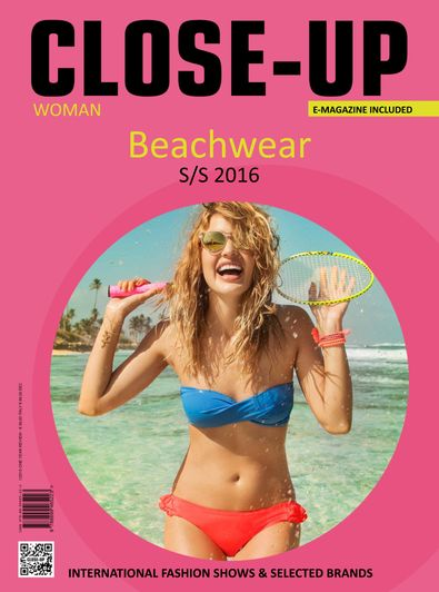 CLOSE-UP Women Beachwear digital cover