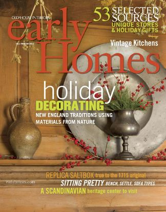 Early Homes digital cover