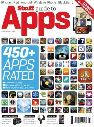 Stuff Guide to Apps digital cover