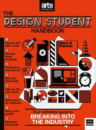 Computer Arts Presents: The Design Student Handboo digital cover