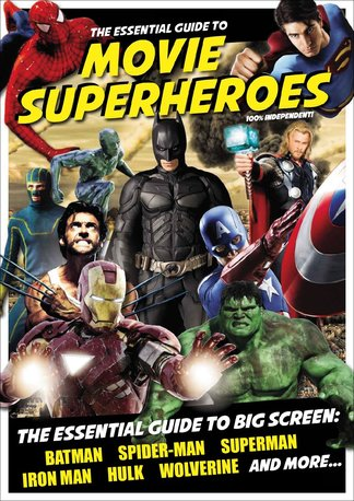 Essential Guide to Movie Superheroes digital cover