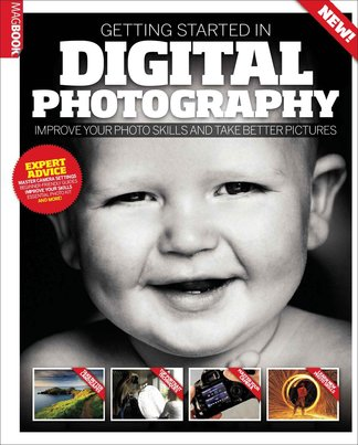 Getting Started in Digital Photography cover