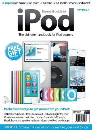 Essential Guide to the iPod digital cover